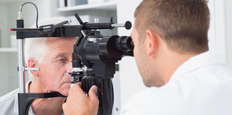 Endophthalmitis, schwere Augenentzündung, Vitrektomie